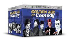 GOLDEN AGE OF COMEDY - DVD - REGION 2 UK
