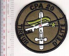 SNIPER France Air Force Afghanistan Air Commando 20 ABN Armee de l'Air Tireur d'