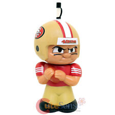 San Francisco 49ers Teenymates Big Sip Tumbler NFL Player Figure Bottle 16oz