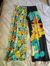 Pokeman Pj Lounge Pants Mens Size Large Pajama pants