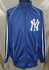 GENIUNE NY YANKEES MITCHELL&NESS COOPERSTOWN COLLECTION BLUE/WHITE JACKET SZ 3XL