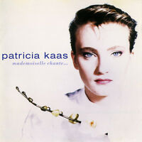 Patricia Kaas CD Mademoiselle Chante... France (M/M)