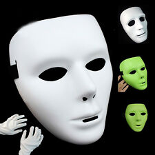 Jabbawockeez Ghost Mask Masquerade Party Dance Halloween Spoof Accessory Random