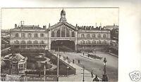 80 - cpa - AMIENS - La gare de Nord (H9718)