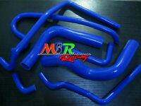 silicone heater radiator hose for HOLDEN VN VP VR VS V8 5.0L SS 304 blue