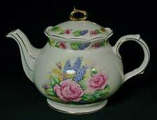 Vintage Sadler Porcelain Floral Teapot New