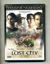 Andy Garcia # THE LOST CITY # Universal Pictures DVD-Video 2006