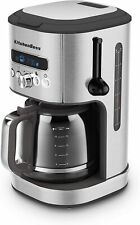 Coffee Maker Filter Coffee Machine - Programmable Coffee Maker with Timer