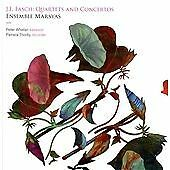 Fasch: Quartets and Concertos - SACD/CD - plays on all CD players, Ensemble Mars