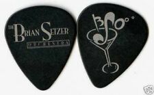 BRIAN SETZER ORCHESTRA 1995 Tour Guitar Pick!!! STRAY CATS custom concert stage