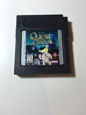 Quest for Camelot (Nintendo Game Boy Color, 1998)