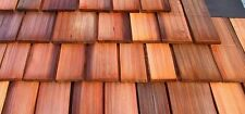 "Red Cedar Shakes-Shingles - No Taper - Old Growth #1 Heavy 24"" x 3/4"" Roofing"
