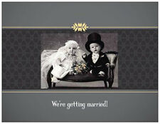 20 Wedding SAVE the DATE Postcards POST CARDS  SAVE $$$