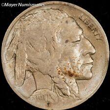 1917-D Buffalo Nickel 5c (3935.5063) ** XF EF ** Extremely Fine