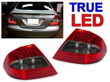 DEPO Red/Smoke LED Tail Rear Light Pair For 2003-2009 Mercedes W209 CLK Class