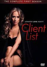 The Client List: The Complete First Season 1 ONE (DVD, 2013, 3-Disc Set) - NEW!!