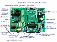 Maintenance Manual For Low Frequency and Chargeable Pure Sine Wave PowerInverter