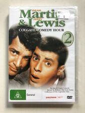 Dean Martin & Jerry Lewis: Colgate Comedy Hour: Vol 2 (DVD) Reg 4 - NEW & SEALED