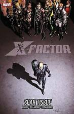 X-Factor: Scar Tissue - Volume 12 by Peter David Marvel Graphic Novel  TPB