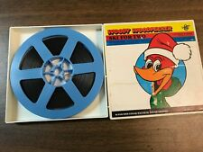 Super 8 SOUND & COLOR--Ski For Two--Woody Woodpecker