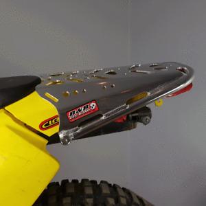 Rear Carry Rack - Suzuki DRZ400