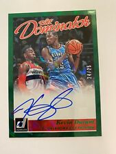 2015-16 Donruss Elite Dominator KEVIN DURANT AUTO # 24/25!! Awesome Card!!