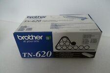 Brother TN-620 Toner Cartridge Black 3K Yield HL-5340D 5370 MFC-8890DW TN620 NEW