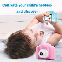 Children's Digital 2.0 LCD Mini Camera Toys HD 1080P Baby Kids Sports Camera UK