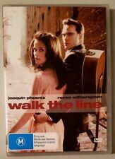 Walk The Line (Joaquin Phoenix) DVD in GREAT condition (Region 4)