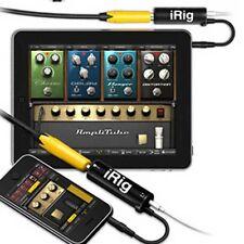 Hot iRig Guitar Interface Converter iRig guitar tuners For iPhone / iPad / iPod