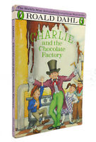 Roald Dahl CHARLIE AND THE CHOCOLATE FACTORY  Reprint 12th Printing