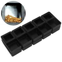 10Pcs Reptile Feeder Box Food Water Feeding Spider Basin Insect Turtle Breeding