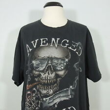 AVENGED SEVENFOLD Natural Born Killer T-Shirt Black Men's