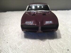 Xmods Custom R/C PONTIAC FIREBIRD Radio Control Car Only Chassis Body TESTED