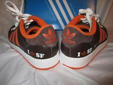 Adidas RARE Vintage SAN FRANCISCO NIB Super Skate GIANTS superstar stan smith 8