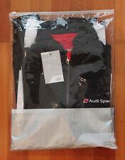 Original Audi Sport Sweatjacke Herrenjacke Jacke Pullover Pulli Gr. L 52 NEU OVP