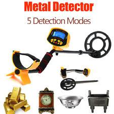 Metal Detector Gold Digger Light Hunter Finder Deep Sensitive Search Waterproof