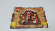 LEGO !! INSTRUCTIONS ONLY !! FOR 7413 ORIENT EXPERDITION