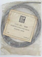 LLP 950H Starter Cable Hirth Engines 165C2 NOS B12