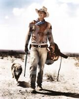 Hondo (1953) John Wayne 10x8 Photo