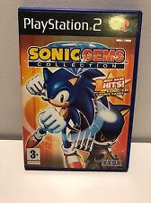 PS2 Playstation2 Sonic Gems Collection complete