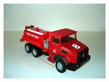 Solido Pompiers Renault 180 Camion citerne Grande Capacité