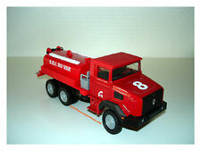Renault 180 Citerne 1988  Pompiers SOLIDO