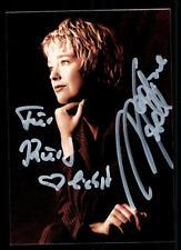 Nadine Norell Autogrammkarte Original Signiert ## BC 44022