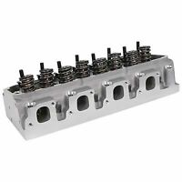 Trickflow Cylinder Head SBF 351C/M 400 195cc Intake 72cc Chambers 1.550 Valves