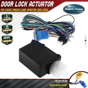 Fit for 03-06 DОDGЕ Sprinter 2500 3500 Sliding Door Lock Actuator Switch New МРR