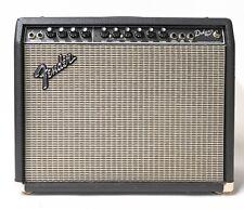 "Fender Deluxe 90 2-Channel 90-Watt 1x12"" Solid State Guitar Combo"