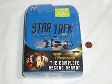 NEW (Read) Star Trek The Original Series Complete Second Season DVD Set two 2