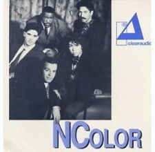 "12"" LP NColor NColor (Going Home, Visions) Clearaudio Records 90`s"