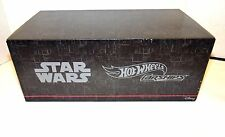 SDCC COMIC CON 2016 MATTEL STAR WARS HOT WHEELS CARSHIPS DIECAST CARS TRENCH RUN